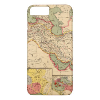 Ancient world empires of the Persians,Macedonians iPhone 8 Plus/7 Plus Case