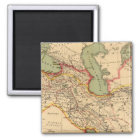 Ancient world empires of the Persians,Macedonians Magnet