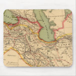 Ancient world empires of the Persians,Macedonians Mouse Mat