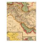 Ancient world empires of the Persians,Macedonians Postcard