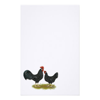 Ancona Chickens Customised Stationery
