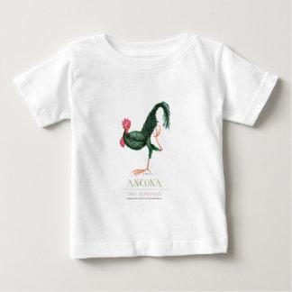 Ancona Hen, tony fernandes Baby T-Shirt
