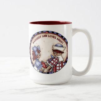 and Andy mug