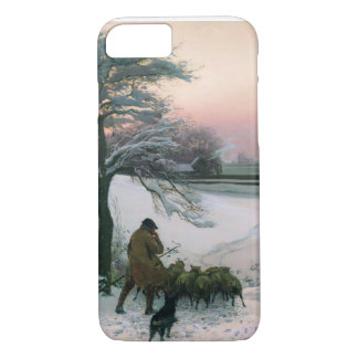 And Dick the shepherd blows his nail, 1886 iPhone 8/7 Case