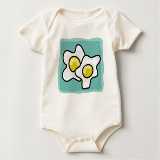 ...and eggs bodysuits