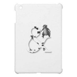 And honey badger case for the iPad mini