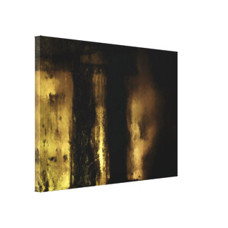 And in the end, there was nothing canvas print