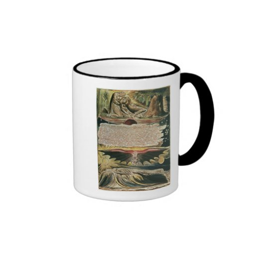 """And One stood forth"" Coffee Mugs"