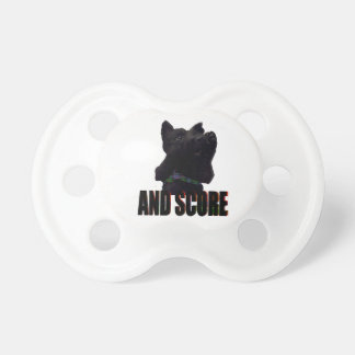 And score pacifiers