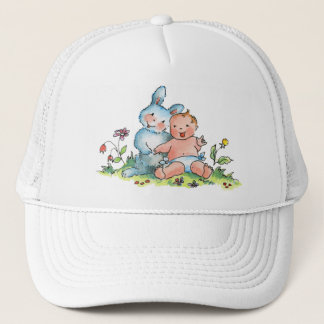 and Sweet Bunny Rabbit Hat