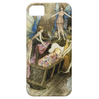 And, Sweetly Singing Round Thy Bed iPhone 5 Covers