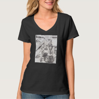 And The Pots And The Pans Rattled T-Shirt
