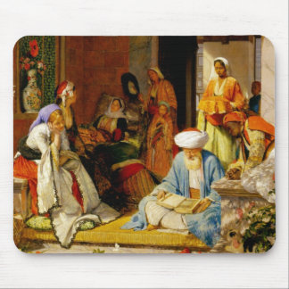 'And the Prayer of Faith Shall Save the Sick', fro Mouse Mat