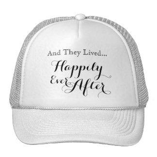 And They Lived Happily Ever After Hat