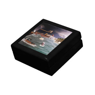 And whilst I was sleeping Small Square Gift Box