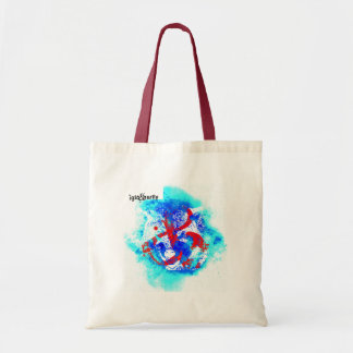 """""""AND wolf"""" by Nick Tote Bag"""