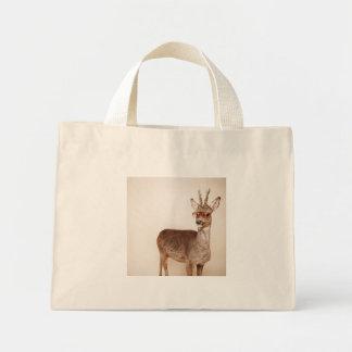 And you are? mini tote bag