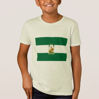 Andalusia, Spain flag T-Shirt