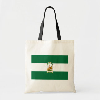 Andalusia, Spain flag Tote Bag