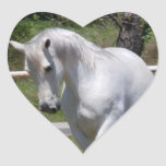 ANDALUSIAN HEART STICKERS