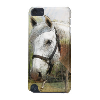ANDALUSIAN HORSE PORTRAIT iPod Touch Speck Case