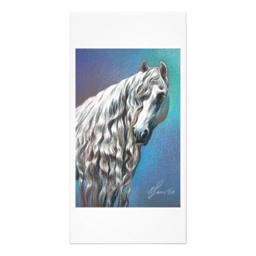 Andalusian Photo Card Template