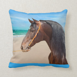 andalusian stallion cushion