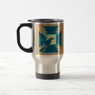 Andean Bird Travel Mug
