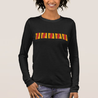 Andean Geometry Long Sleeve T-Shirt