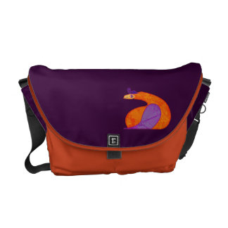 Andean Lazy Bird Courier Bag