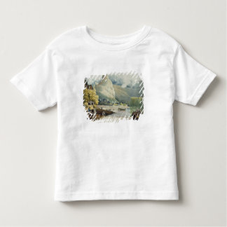 Andely, from 'Views on the Seine', engraved by Tho Toddler T-Shirt
