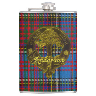Anderson Clan Liquor-Flask 1 Hip Flask