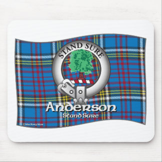 Anderson Clan Mouse Mat