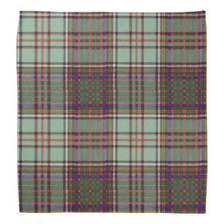 Anderson clan Plaid Scottish tartan Bandana