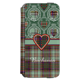 Anderson clan Plaid Scottish tartan Incipio Watson™ iPhone 6 Wallet Case