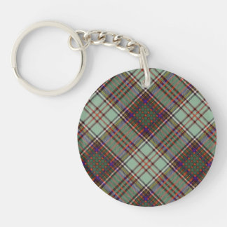Anderson clan Plaid Scottish tartan Key Ring