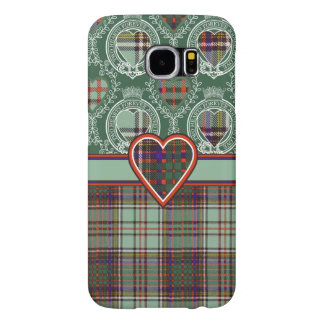 Anderson clan Plaid Scottish tartan Samsung Galaxy S6 Cases