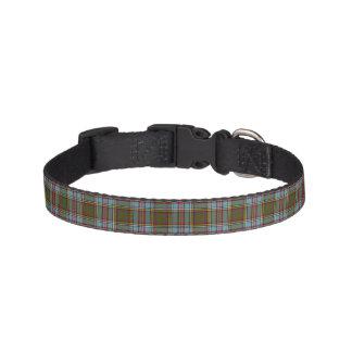 Anderson Family Tartan Pet Collar