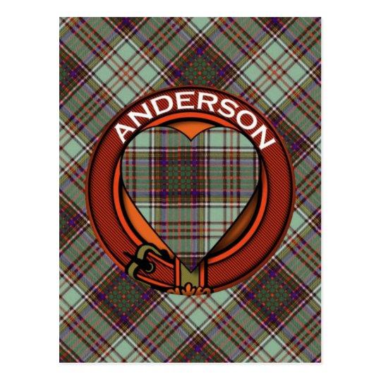 Anderson Postcard