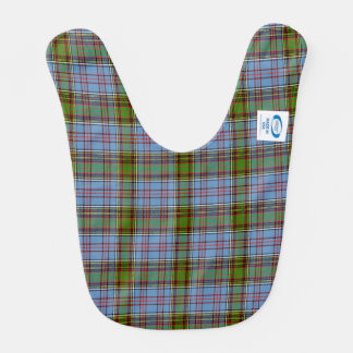 Anderson Scottish Family Tartan Bib