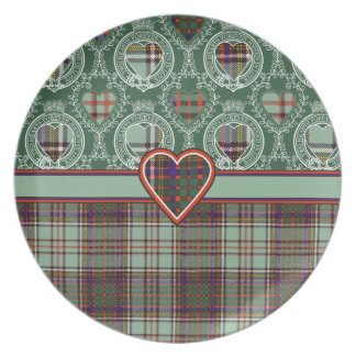 Anderson Scottish Tartan Plate