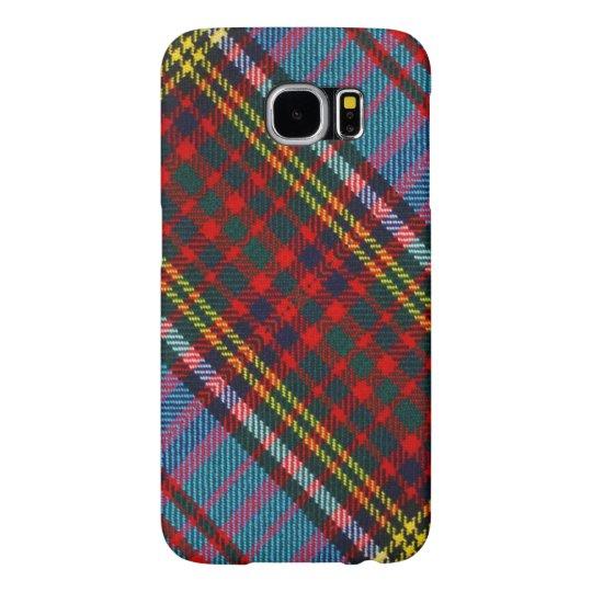 Anderson Tartan Cellphone Skin 2 Samsung Galaxy S6