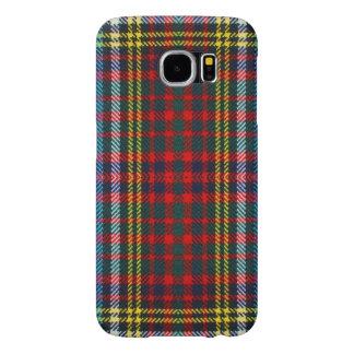 Anderson Tartan Cellphone Skin Samsung Galaxy S6 Cases