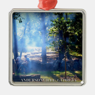 ANDERSONVILLE, GEORGIA CHRISTMAS ORNAMENT