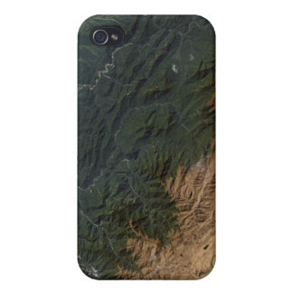 Andes Mountains Case For iPhone 4