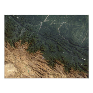 Andes Mountains Photo Print