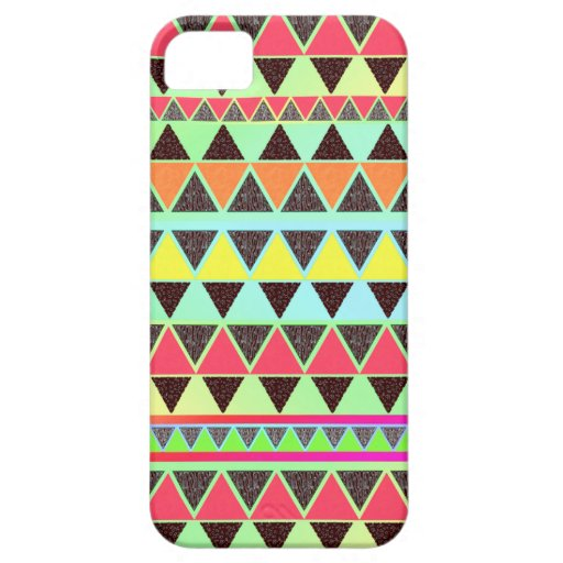 Andes Pattern iPhone 5 Cases