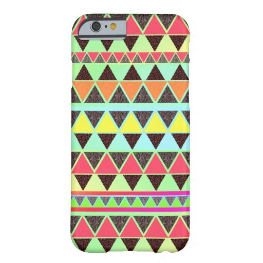 Andes Pattern iPhone 6 case