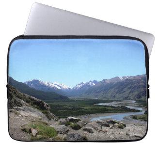 Andes Range, Patagonia Computer Sleeve