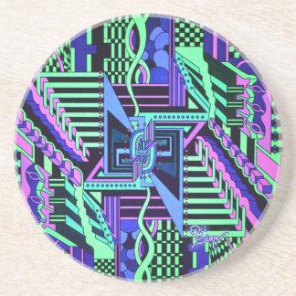 Andimas Sandstone Coaster